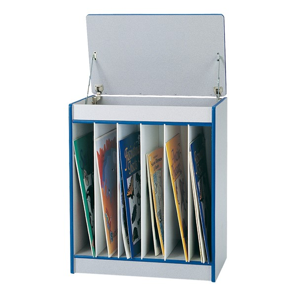 Rainbow Accents Big Book Easel<br>Shown from the back