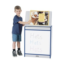 Rainbow Accents Big Book Easel w/ Dry Erase Surface