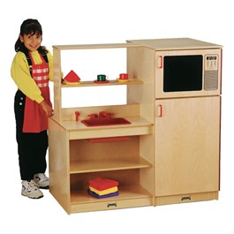 Complete Play Kitchen - Does not include toys