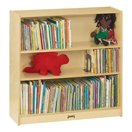 "Baltic Birch Bookcase (36\"" H)"