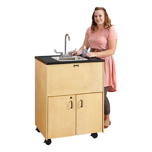 Clean Hands Helper Portable Sink