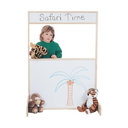 Multi-Play Space Saver Screen - Write-n-Wipe - Accessories not included