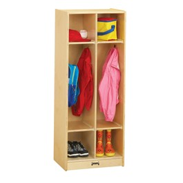 Double Locker Unit w/out Step