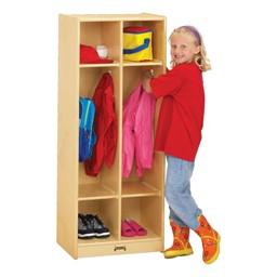 Double Locker Unit w/out Step