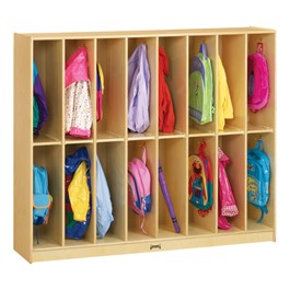 Baltic Birch Twin Trim Locker Unit