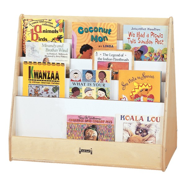 Multi Pick-a-Book Stand