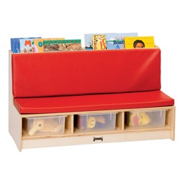 Literacy Couch - Red
