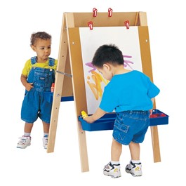 Double Adjustable Easel (Toddler Height)