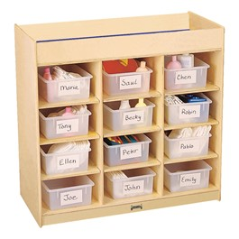 12-Tub Changing Table