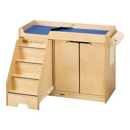 Changing Table w/ Stairs