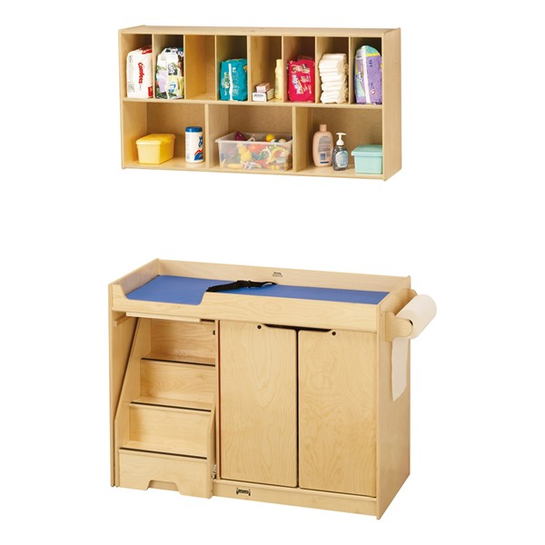 Changing Table w/ Stairs pushed in