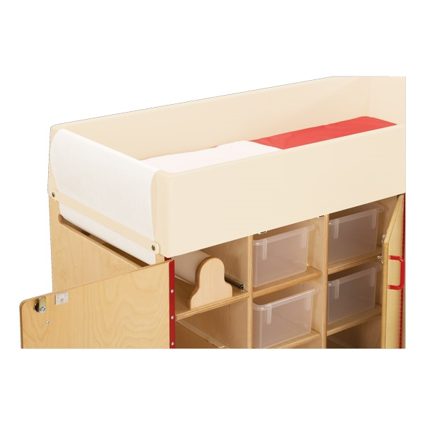 Diaper Changer w/ Stairs - Top