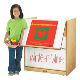 Big Book Display Cart