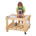 Preschool STEM Tables