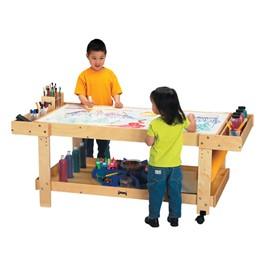 Creative Caddy Art Table