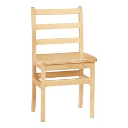 "Ladder Back Chair - Set of Two (16"" Seat Height)"