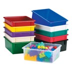 Bins, Trays, Tubs & Lids