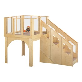 Toddler Play Loft - Ages 2 to 3