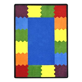 Block Party Rug - Rectangle