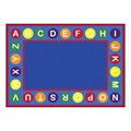 Alphabet Spots Rug