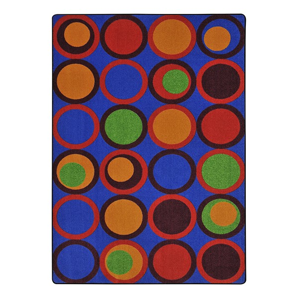 Circle Back Rug - Primary