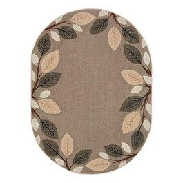 Breezy Branches Rug - Neutral