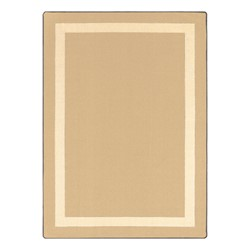 Portrait Rug - Rectangle - Sandstone
