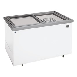 Commercial Ice Cream Freezer