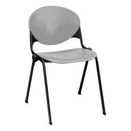 2000 Series Stack Chair - Gray