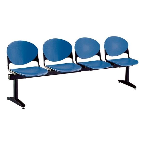 2000 Series Beam Seating – Four Seats