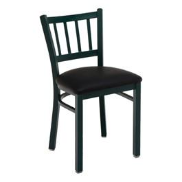 3309 Series Café Chair - Vinyl Upholstered Seat