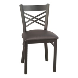 3310 Series Café Chair - Vinyl Upholstery