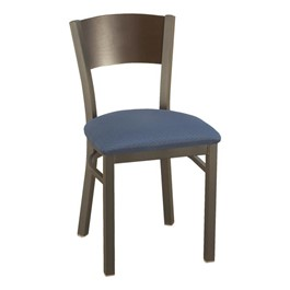 3315C Series Café Chair - Fabric Upholstery