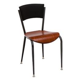 3818P Series Café Chair - Wood Seat