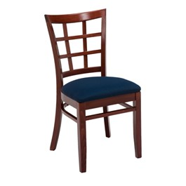 4300 Series Café Chair - Fabric Upholstered Seat