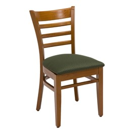 4500 Series Café Chair - Fabric Upholstered Seat