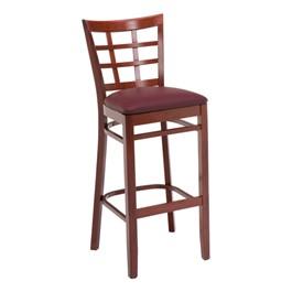 4300 Series Café Stool - Vinyl Upholstered Seat