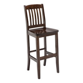4400 Series Wood Café Stool