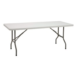 Blow-Molded Folding Banquet Table