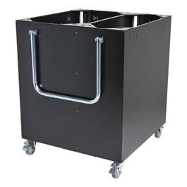 DuraLight DualDrop Aluminum Cart
