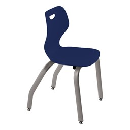 """Intellect Wave Music Chair (16"""" Seat Height) - Shown in nordic"""