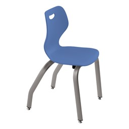 """Intellect Wave Music Chair (16"""" Seat Height) - Shown in splash"""