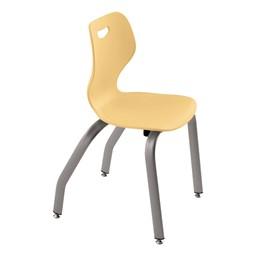 "Intellect Wave Music Chair (16"" Seat Height) - Shown in sunburst"