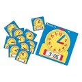 Write-On / Wipe-Off Clock Classroom Set