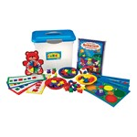 Three Bear Family Sort, Pattern & Play Activity Set