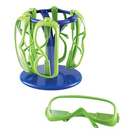 Primary Science Safety Glasses w/ Stand