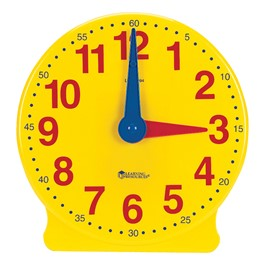 Big Time Learning Clock - Demonstration Size