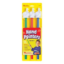 Hand Pointers - Set of Three