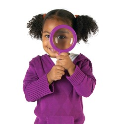 Primary Science Jumbo Magnifiers - Set of Six