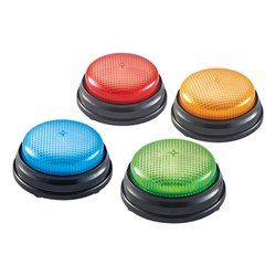 Lights & Sounds Buzzers - Set of Four